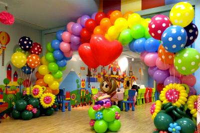 saran dekorasi balon untuk anda   135street