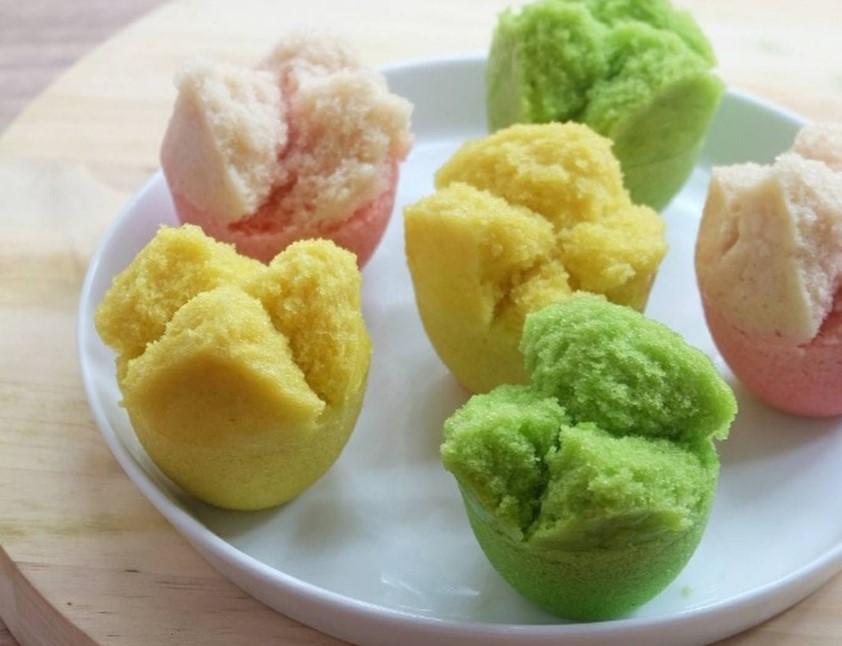 cara membuat kue kukus dari tepung terigu